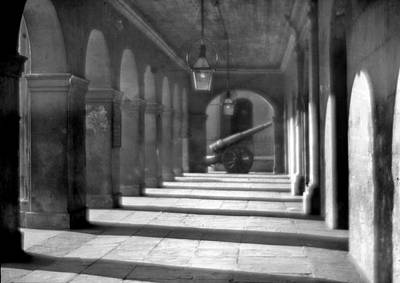 Photograph - Cabildo Arches by Crescent City Collective