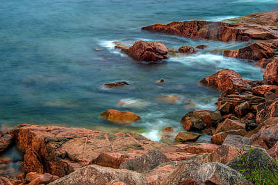 Photograph - Cabot Trail II by Patrick Boening