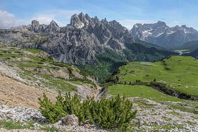 Photograph - Cadini Di Misurina - Dolomiti by Joana Kruse