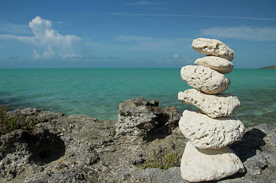 Photograph - Cairn by Debby Richards