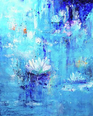 Painting - Calm In The Storm by Jenny Bagwill