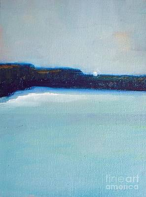 Painting - Blue Coast by Vesna Antic
