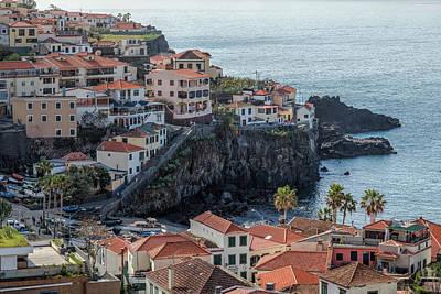 Photograph - Camara De Lobos - Madeira by Joana Kruse