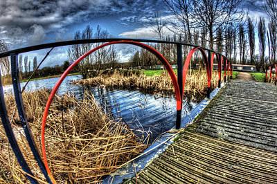 Milton Keynes Photograph - Cambell Park Milton Keynes by KonTrasts