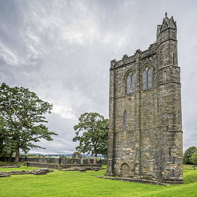 Photograph - Cambuskenneth Abbey by Jeremy Lavender Photography