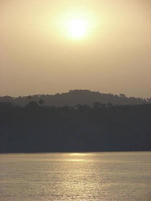 Photograph - Cameroon Sunrise Africa by Brett Winn