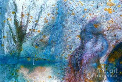 Refuge Mixed Media - Canadian Doukhobors In Springtime by Contemporary Luxury Fine Art