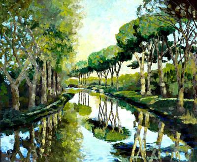Canal Du Midi Original