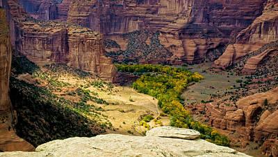 Photograph - Canyon De Chelly Arizona by Waterdancer