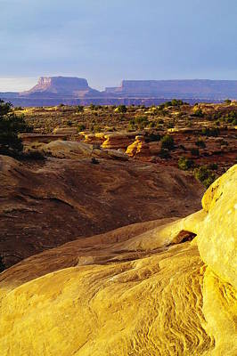 Hot Boulders Photograph - Canyonlands by Jeff Swan