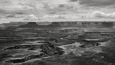 Canyonlands Art Print by Joseph Smith