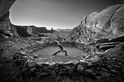 Photograph - Canyonlands Kiva by Whit Richardson