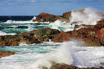 Photograph - Cape Bonavista, Newfoundland by Tatiana Travelways