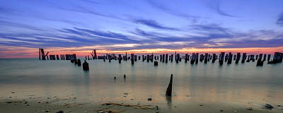 Photograph - Cape Charles by Kevin Blackburn