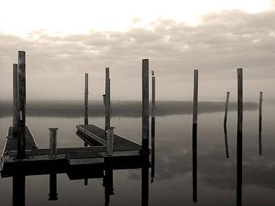 Cape Fear River  Original by Paul Boroznoff