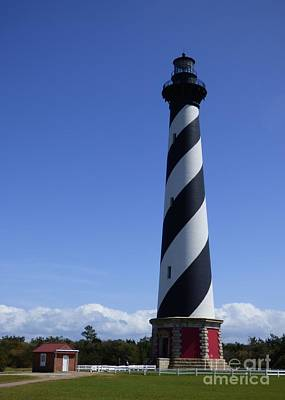 Photograph - Cape Hatteras Lighthouse by Jean Wright