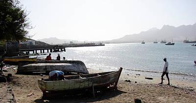 Photograph - Cape Verde by Brett Winn