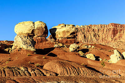 Photograph - Capitol Reef National Park by Ben Graham