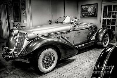 Photograph - Super-charged Classic  by Rene Triay Photography