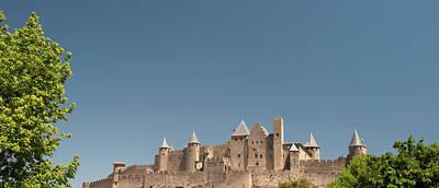 Photograph - Carcassonne by Jeremy Voisey