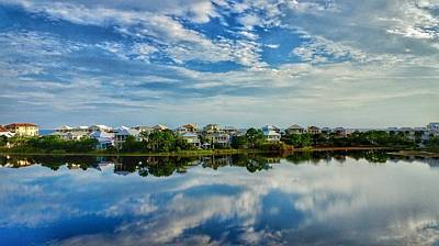 Photograph - Carillon Beach Resort by Paul Wilford