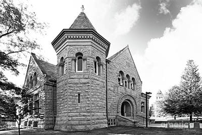 Photograph - Carleton College Scoville Hall by University Icons