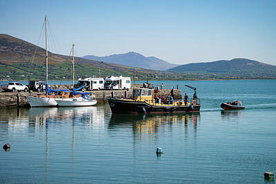 Photograph - Carlingford Lough by Martina Fagan