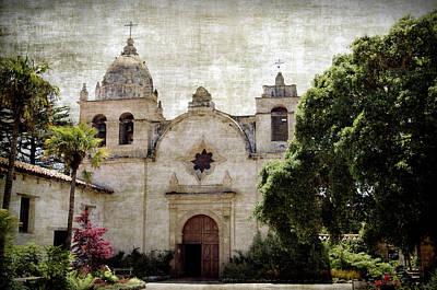 Photograph - Carmel Mission by RicardMN Photography