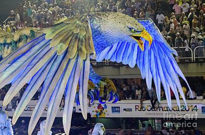 Photograph - Carnival Rio De Janeiro 33 by Bob Christopher