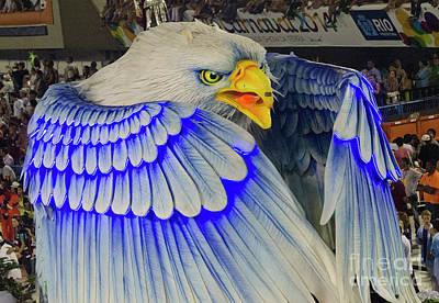 Photograph - Carnival Rio De Janeiro 34 by Bob Christopher