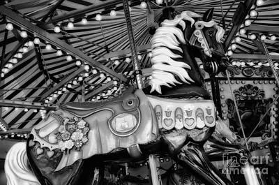 Photograph - Carousel Beauty Salem Oregon 10 by Bob Christopher