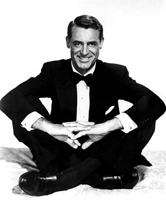 Crylbd Photograph - Cary Grant by Everett