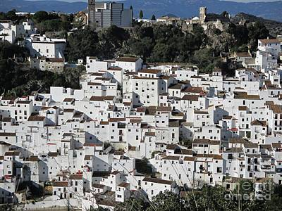 Photograph - Casares by Chani Demuijlder