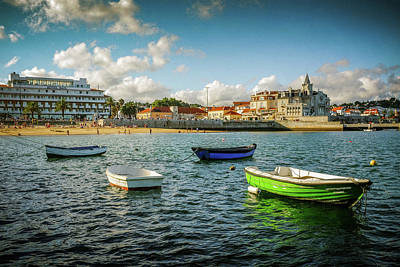 Photograph - Cascais Bay by Carlos Caetano