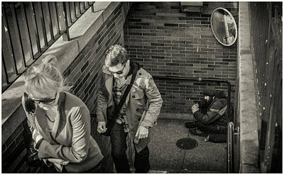 Photograph - Casual Social Feudalism by Stewart Marsden