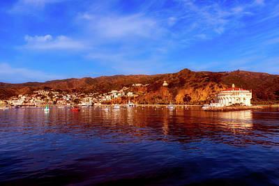 Photograph - Catalina Island by L O C