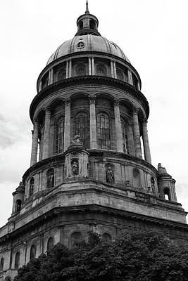 Photograph - Cathedral Basilica Notre Dame, France by Aidan Moran