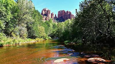Oak Creek Canyon Photograph - Cathedral Rock - Sedona, Arizona by Joseph Hendrix