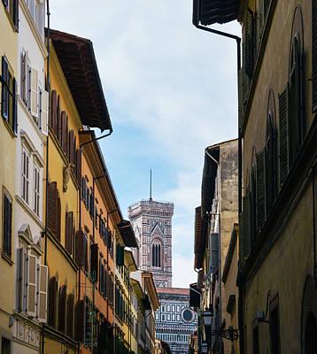 Cattedrale Di Santa Maria Del Fiore, Florence Art Print