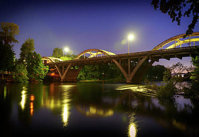 Photograph - Caveman Bridge by Cat Connor