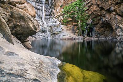 Photograph - Cedar Creek Falls by Alexander Kunz