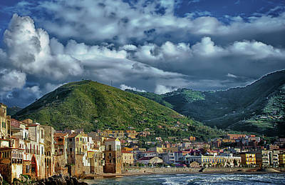 Photograph - Cefalu by Patrick Boening