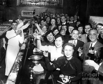 Sloppy Joes Bar Photograph - Celebrate by Jon Neidert