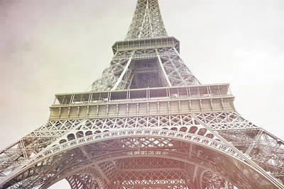 Photograph - Champ De Mars Watercolor by JAMART Photography