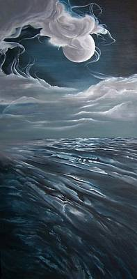 Painting - Changing Tide by Kathleen Romana
