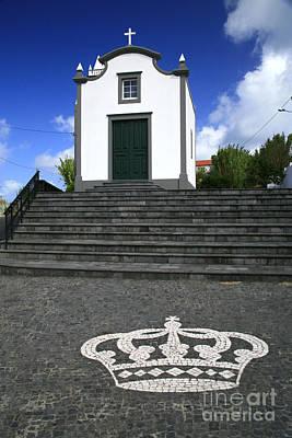 Azoren Photograph - Chapel In The Azores by Gaspar Avila