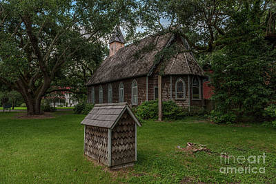 Photograph - Chapel Of Ease by Dale Powell