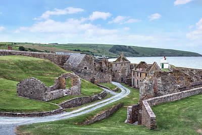 County Cork Photograph - Charles Fort - Ireland by Joana Kruse