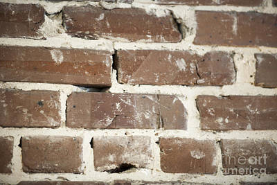 Photograph - Charleston Brick by Dale Powell