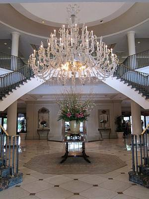 Photograph - Charleston Place Hotel by Pat Exum